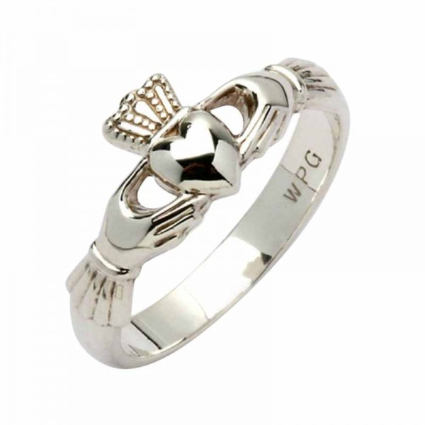 Silver Claddagh Ring - Gill Claddagh Rings