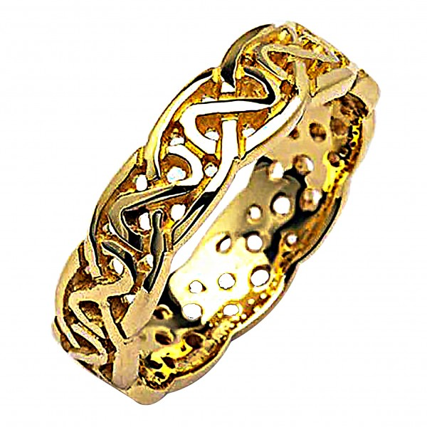 Irish Wedding Ring - Celtic Knots  Celtic Wedding Rings
