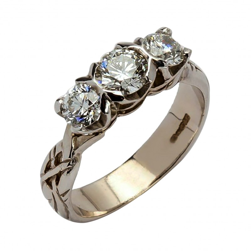 diamond engagement rings gold ring