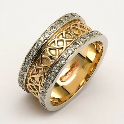 Men and Womens Gold Wedding Bands & Rings