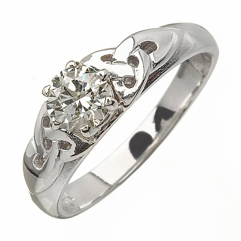 ring gemstone white rings online gold diamond en jewellery